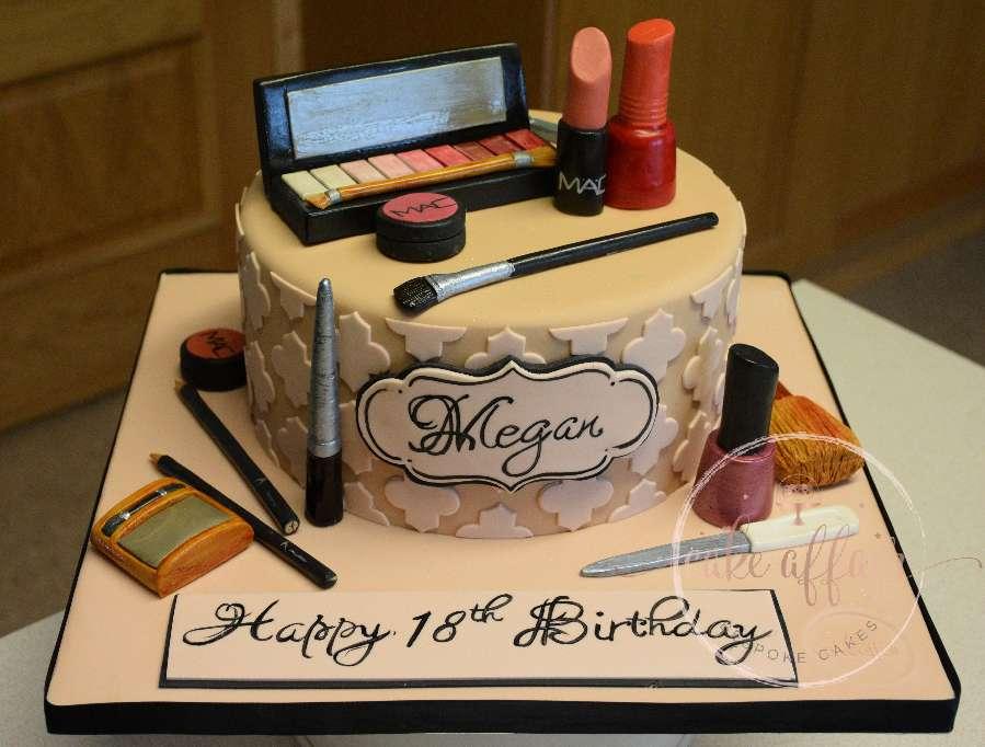 Make Up Cake Affair Cakes For Every Occasion